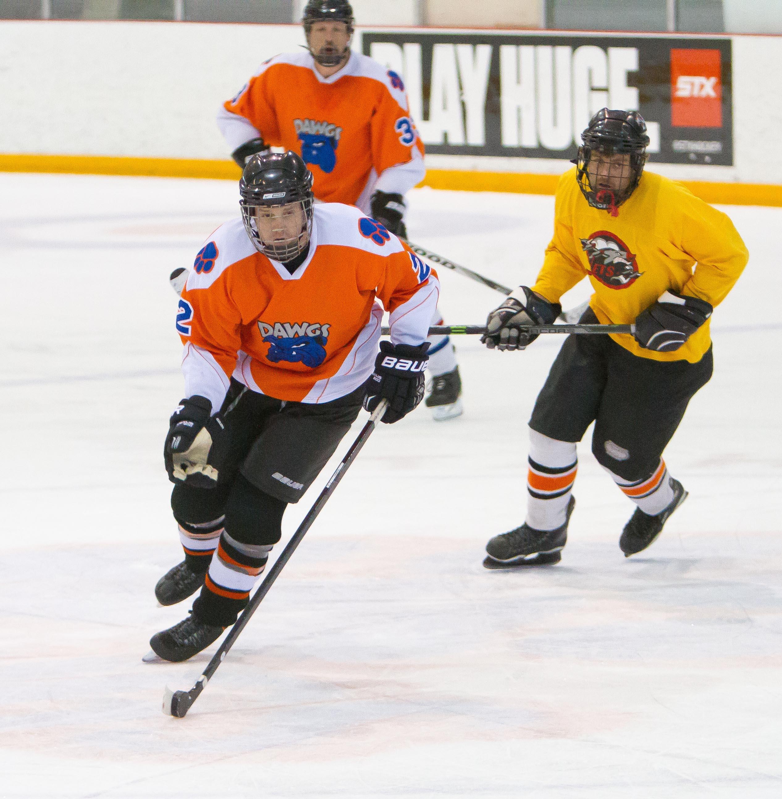Adult Hockey League Utah Olympic Legacy Foundation