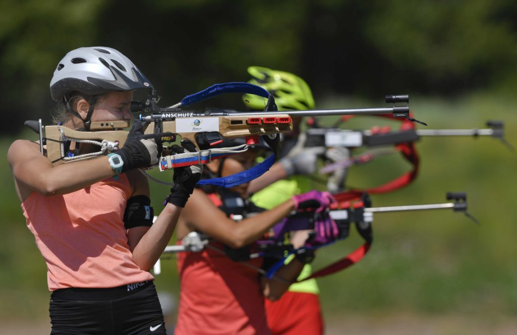 Biathlon at Soldier Hollow