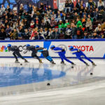 Utah Olympic Oval Sporting Events