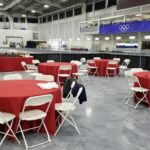Utah Olympic Oval Center Ice