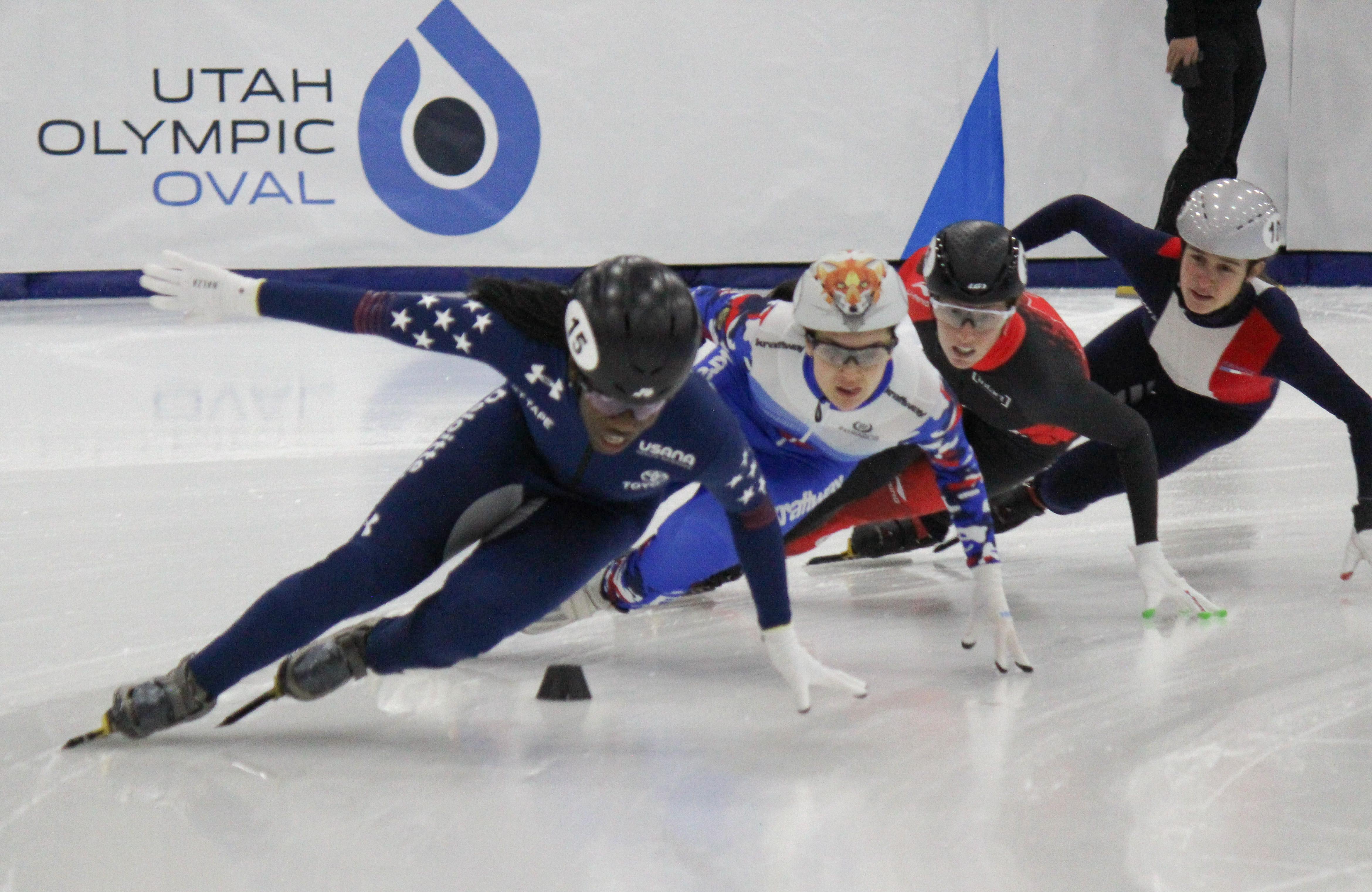 ISU World Cup Short Track 2019 | Utah Olympic Legacy Foundation